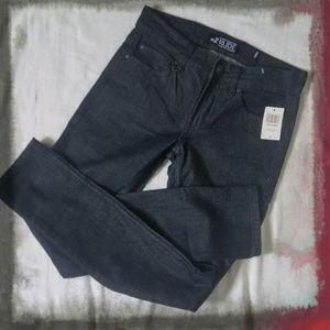 XXX Rude Super Skinny Jeans Dark Indigo